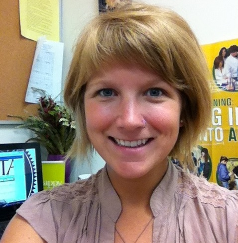 Leslie Lewis is Common Ground's VISTA, and will be working on alumni relations.