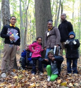 Taylor, CG Junior, helps lead environmental stewardship programs at Solar Youth