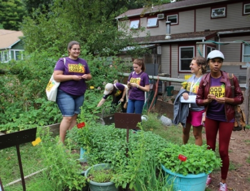 FoodCorps Leads The Charge for Healthy Eating