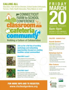 Farm to School Conf Flyer