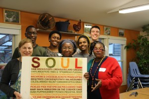 Soul group shot