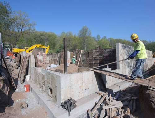 Construction Update: You can see our new building in the making!