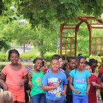 Edgewood SYH students sing about insects