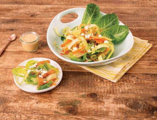 Seasonal Recipes: Sweet & Sour Bok Choy and Radish Stir Fry