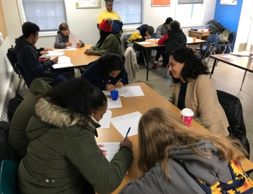 10th Graders Learn: Our Community Is Full of Changemakers, Teachers